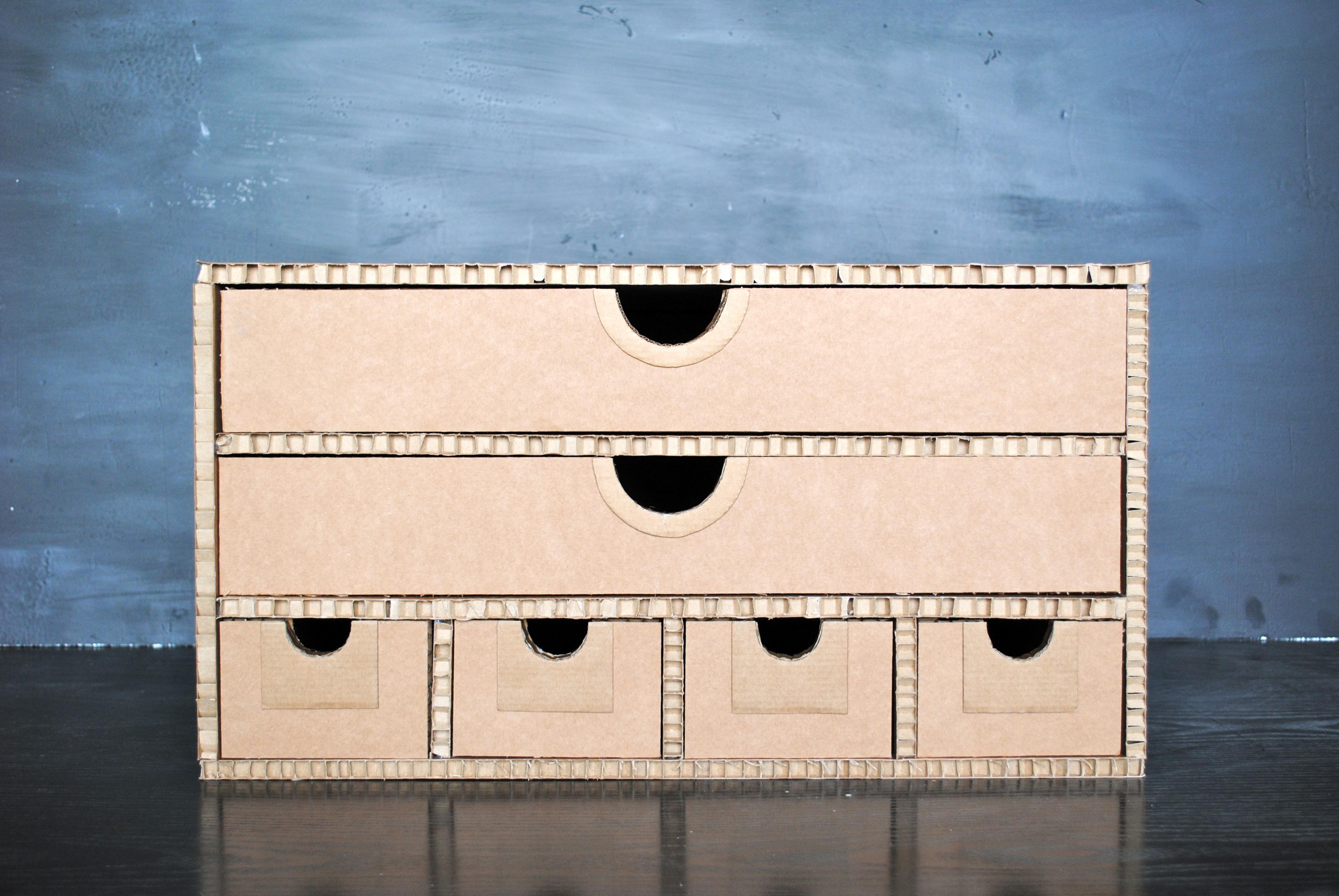 Muebles La Cartoneria P Gina 2 # Muebles Nido De Abeja