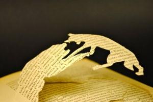 libros recortados colmillo blanco 3