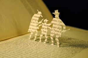 libros recortados oliver twist 2