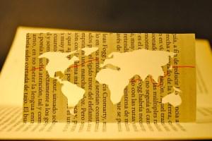 libros recortados vuelta al mundo 80 dias 2