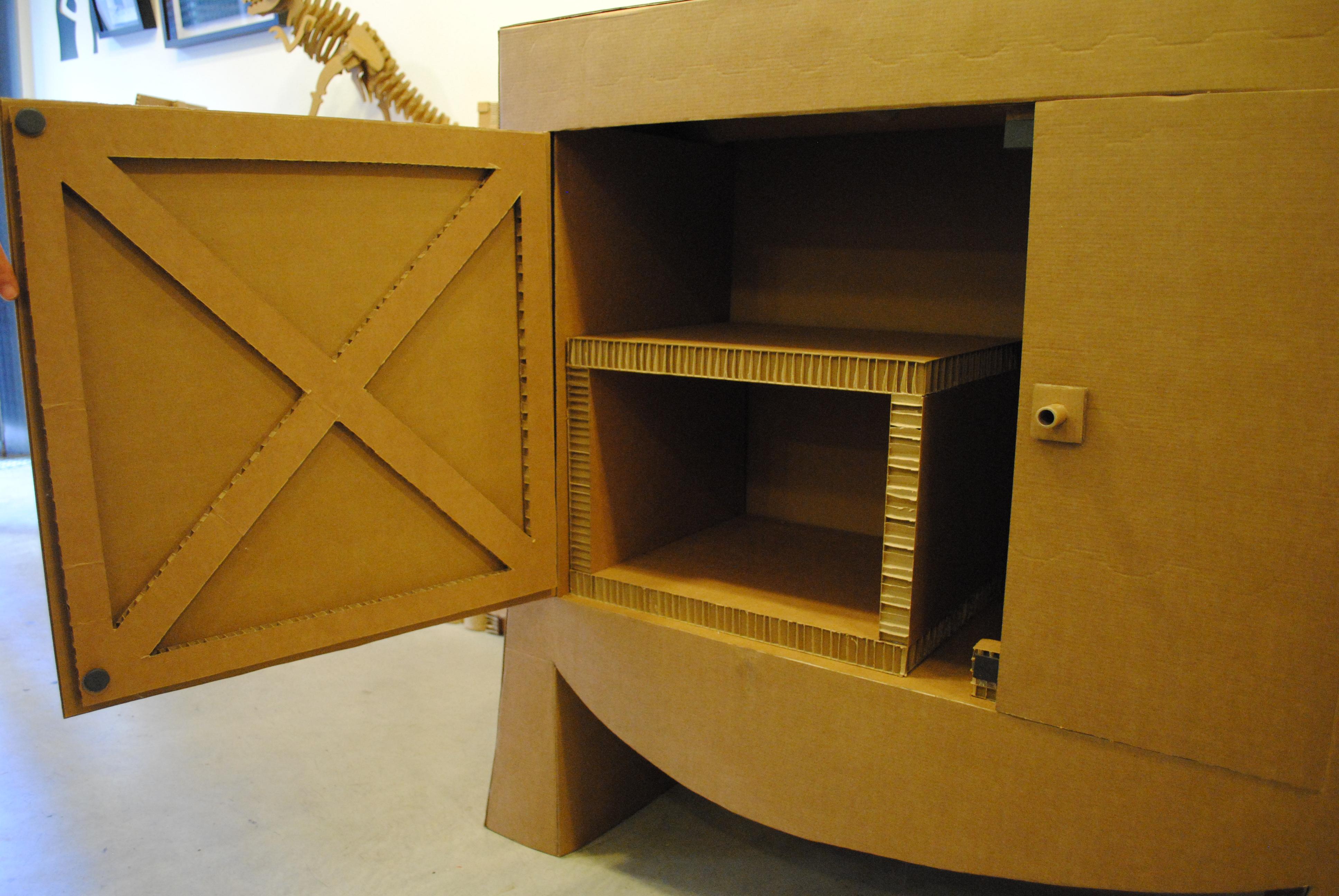 Muebles La Cartoneria P Gina 9 # Muebles De Caeton