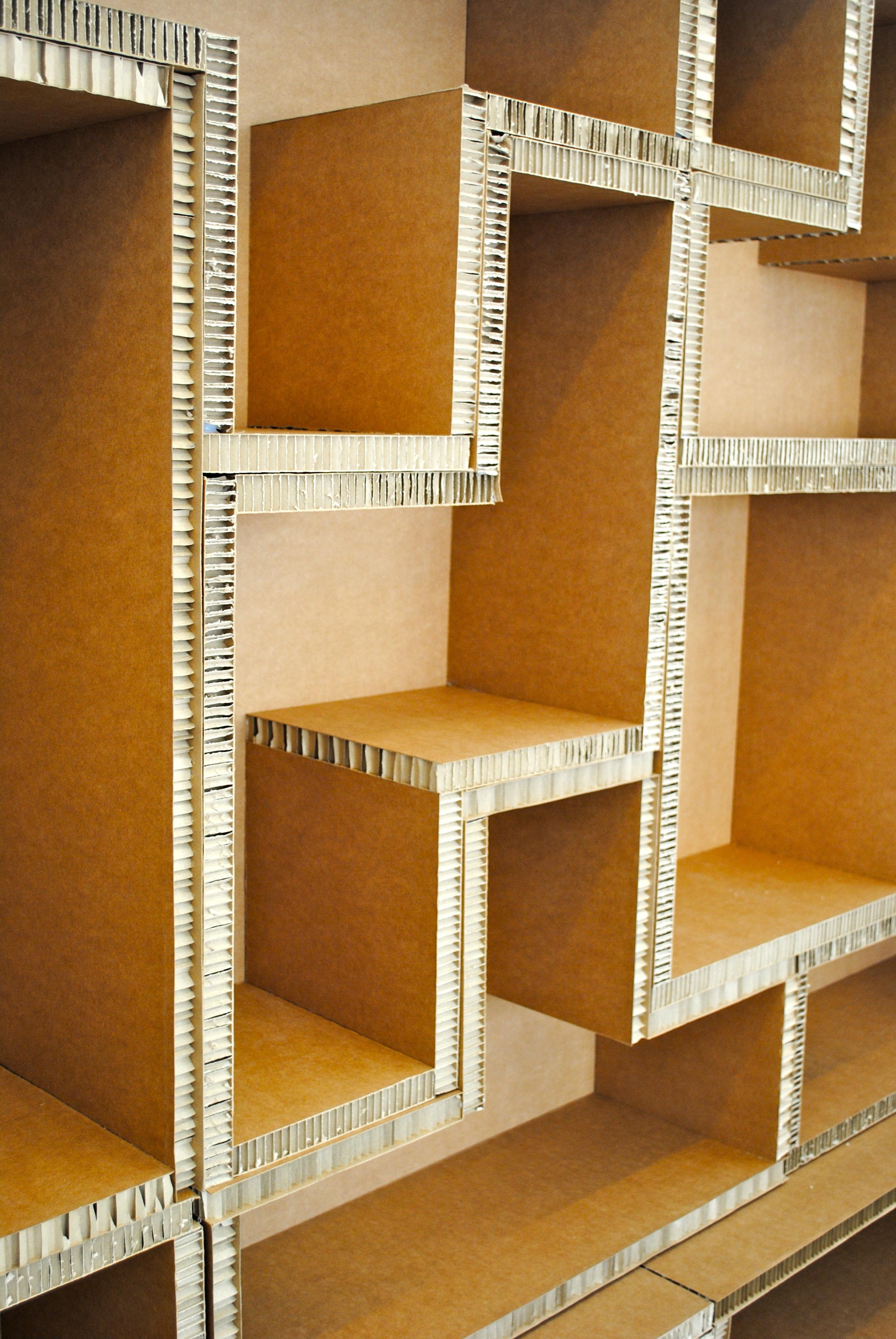 Muebles Escaparate : Estantería tetris « la cartoneria