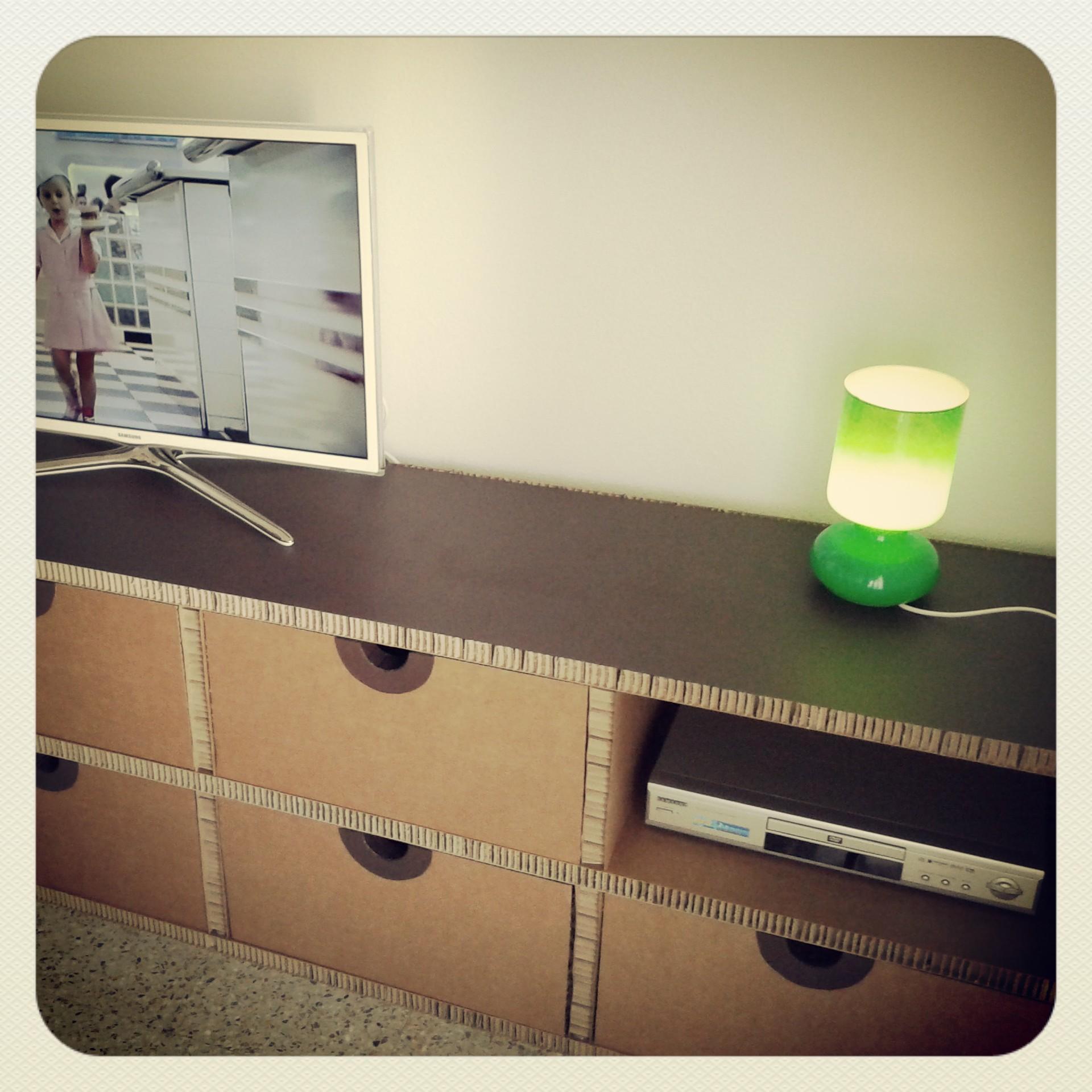 La cartoner a la cartoneria p gina 12 - Muebles para teles ...