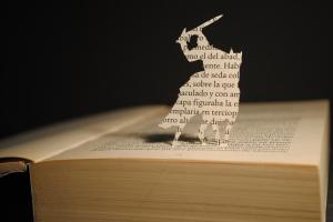 Libros recortados-Ivanhoe2