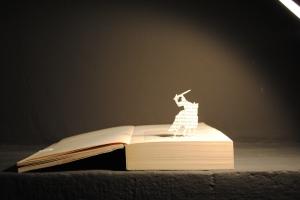 Libros recortados-Ivanhoe4