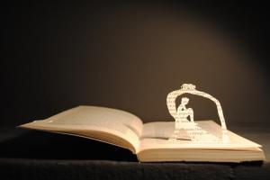 Libro recortado. El libro de la selva2