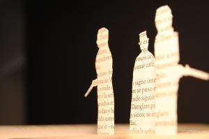 Libro recortado. El conde de Montecristo4