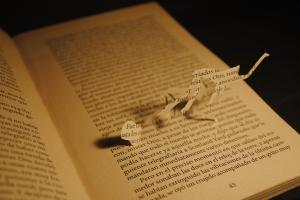Libro recortado. El fantasma de Canterville5