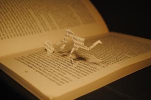 Libro recortado. El fantasma de Canterville6