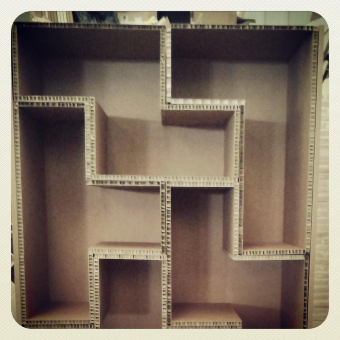 Muebles de cart n la cartoneria p gina 4 - Manualidades con muebles ...