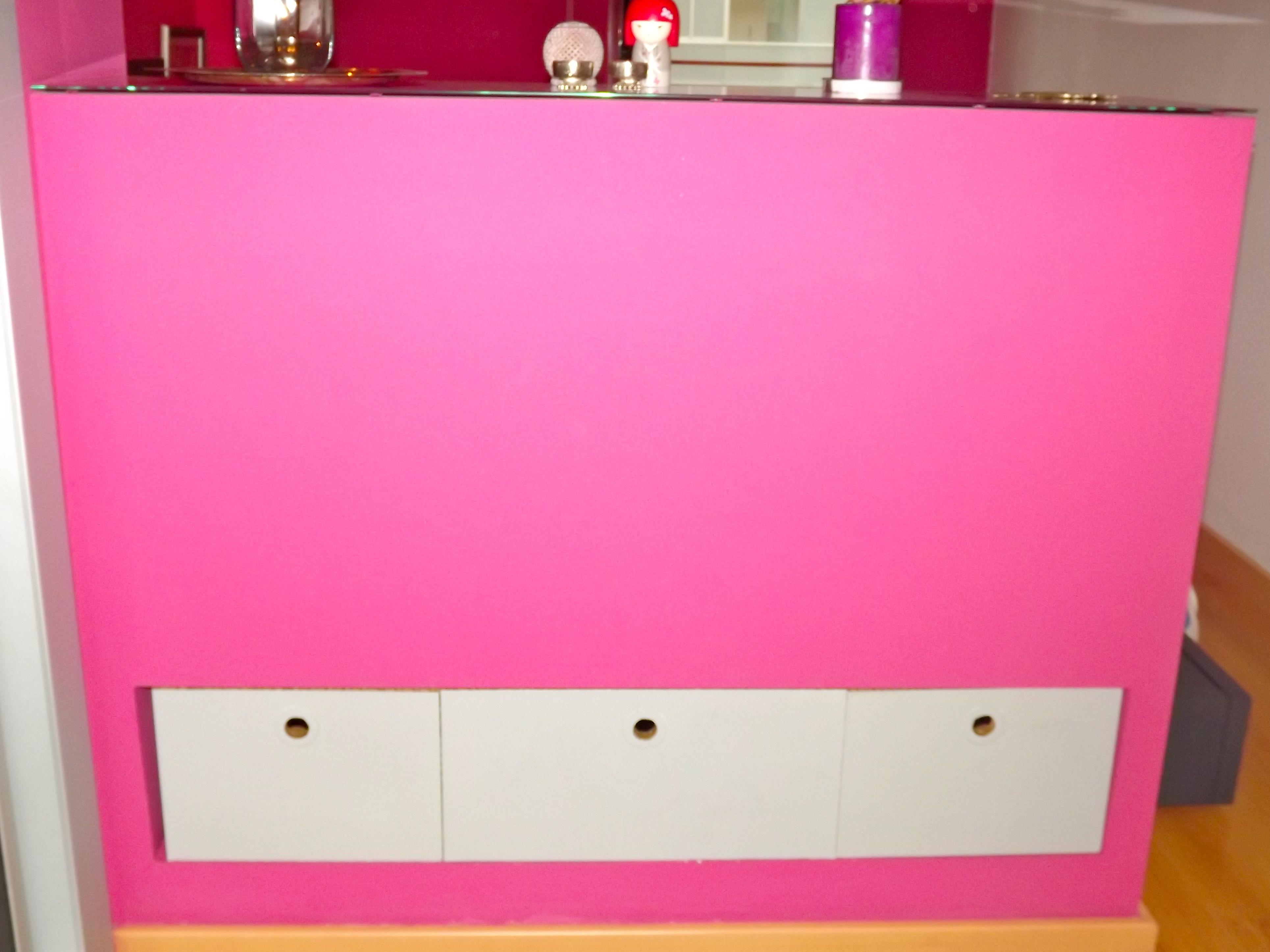 Cajones para mueble de pladur la cartoneria - Mueble de pladur ...