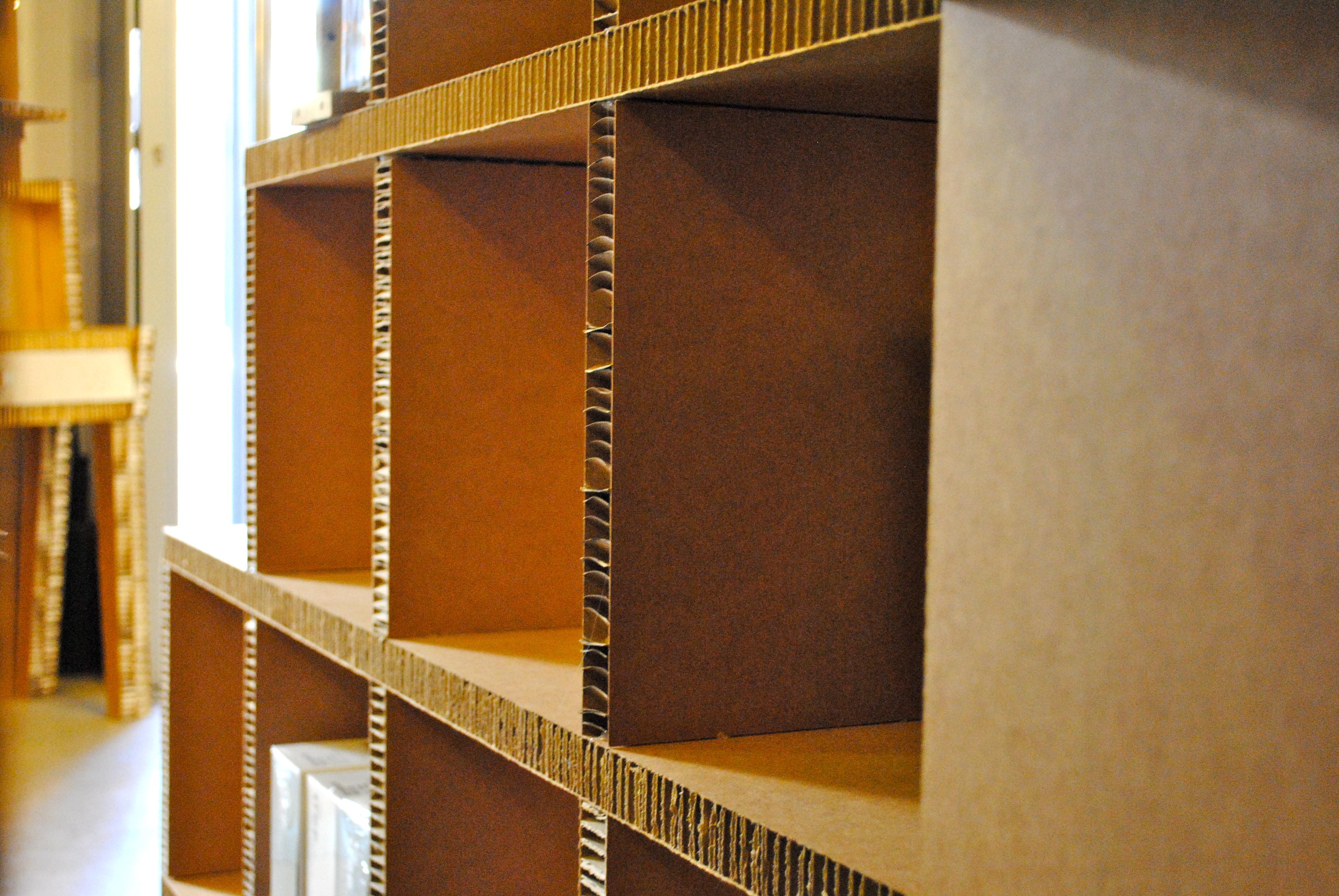 Muebles de cart n la cartoneria p gina 2 - Muebles en carton ...